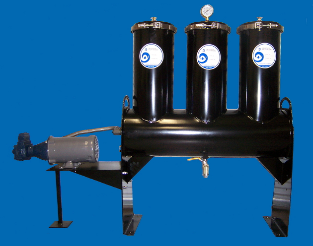 Stationary Fuel Water Seperator
